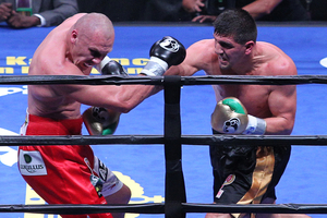 Huck And McKenzie Clash For IBO Crown
