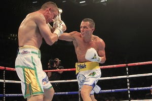 Josh Warrington: Title bound?  pic Lawrence Lustig