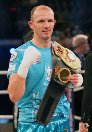 Braehmer Defends Title Against Cleverly