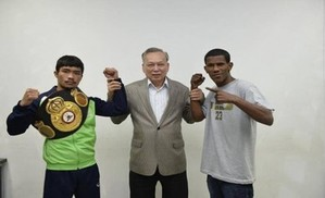 Knockout CP Freshmart Owns Buitrago in Rematch