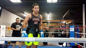 Sanchez Fights Again August 21