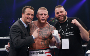 Nielsen Injury Postpones Nordic Fight Night