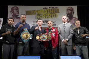 Martinez,Salido, Jack And Groves Fully Prepared For Battle