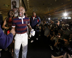 Its Official, Mayweather Vs McGregor Set For August 26