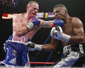Groves Believes He Will Always Defeat DeGale