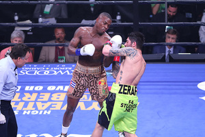 Quillin Makes Big Finish in the Fifth