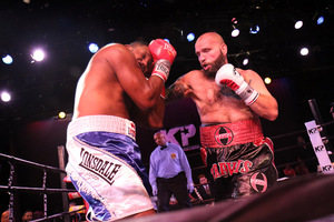 Kauffman Ko's Mendoz/Chambers Defeats Brown