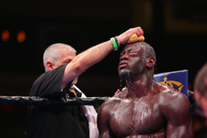Wilder Works Hard For 11th Round Win