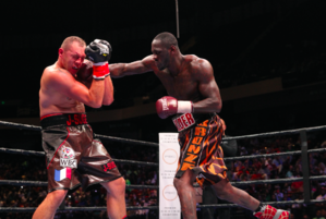 Two Heavyweight Title Battles Take Place In Brooklyn