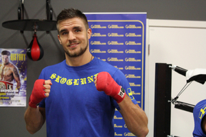 Skoglund And Cherviak Come Face To Face