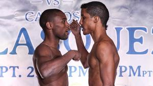 Fortuna And Velasquez Make Weight