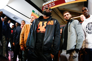 Broner, Allakhverdiev,Pedraza And Cherry Make Weight