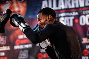 Easter Jr To Defend Title Against Fortuna In Brooklyn