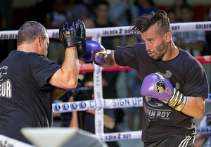 Lemieux, Gomez And Stevens Victorious On Vegas Undercard