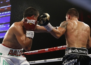 Valdez Defeats Avalos To Remain Unbeaten