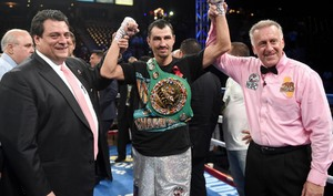 Postol  Wins in Kiev