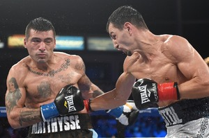 Matthysse Returns Against Taylor