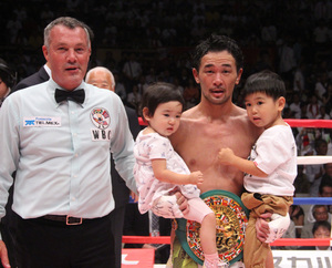 Yamanaka Rally Too Much For Solis; Scores Too Wide