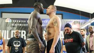 Wilder And Duhaupas Weigh In