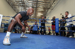 Bradley: 'The only chance Rios has is a lucky punch'