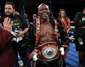 Q And A with Timothy Bradley
