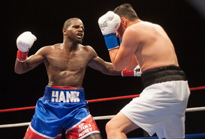 Lundy Prepared For Dream Title Shot