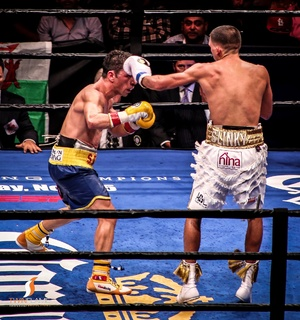 Selby Retains IBF Crown Against Montiel