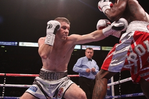 Smith Blames Williams For Not Claiming Lonsdale Belt Outright