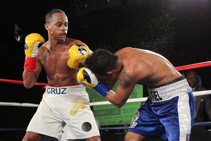 Cruz Returns With A Win On Broadway Boxing Card