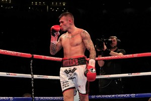 Murray: Groves Has Stamina Issues,I'll Make Him Crumble