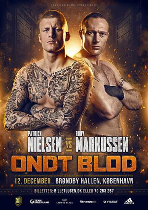 Nielsen Vs Markussen Is On