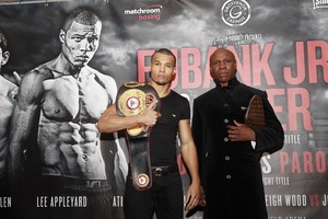 Eubank Jr. Jeered At Conclusion Of Mediocre Night In Sheffield