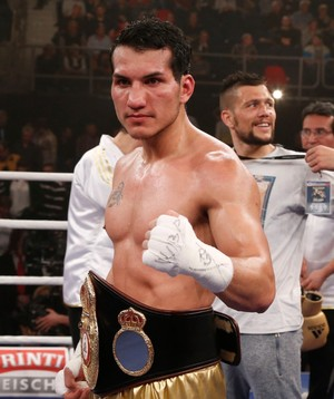 Culcay To Defend Interim Title On December 5