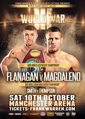 Magdaleno Is Looking Forward To Manchester Fight Night