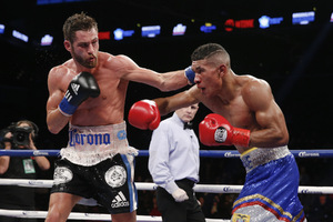 Algieri Back In Win Column, Browne Stops Sierra