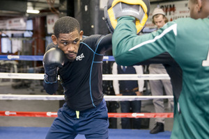 Jacobs And Quillin Work Out In Brooklyn
