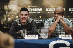 Amam Puts Unbeaten Record On The Line Against Granados