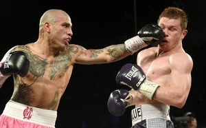 Canelo Powers Past Cotto For Middleweight Crown