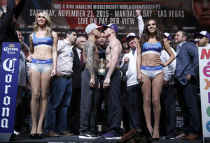 Cotto And Alvarez Make Weight/Caballero Loses Title On Scales
