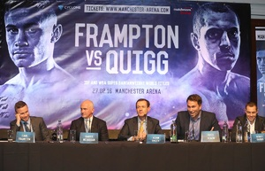 Frampton and Quigg meet in a battle of champions