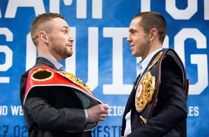 Scott Quigg Vs Carl Frampton Conference Call Transcript