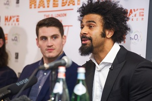 Steve Goodwin Talks Expansion Of The Goodwin Brand & David Haye undercard