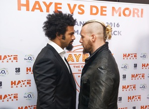 Heavy Haye Weighs In