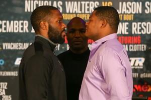 Ortiz KO's Jennings In Seven