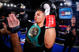 Prograis Crushes Ramos In Houston