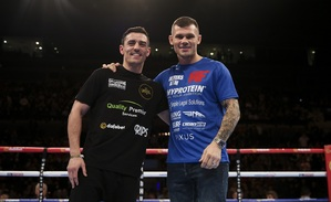 Murray And Crolla Back Each Other To Become World Champs