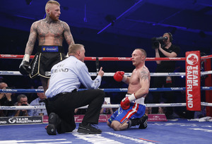 Nielsen  Ko's Markussen In Grudge Match