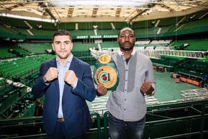Huck And Afolabi Clash For The Fourth Time