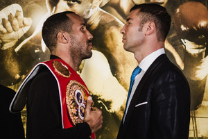 Degale Predicts Sixth Round Finish Against Bute