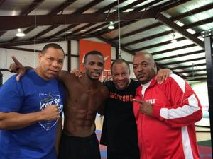 Erislandy Lara Camp Notes